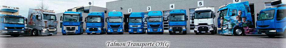 Talmon Transporte OHG